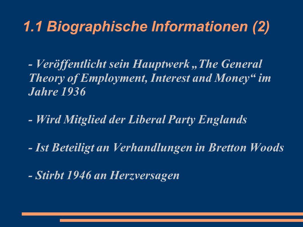 1.1 Biographische Informationen (2)