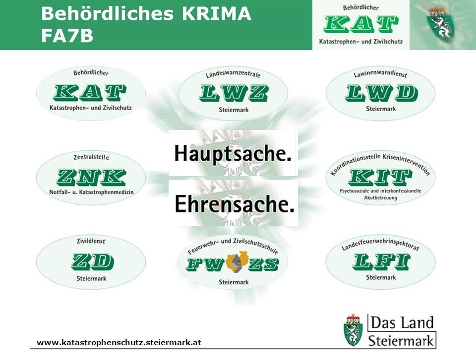 Behördliches KRIMA FA7B