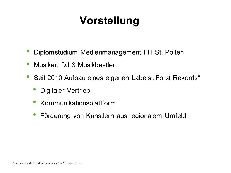 Vorstellung Diplomstudium Medienmanagement FH St. Pölten
