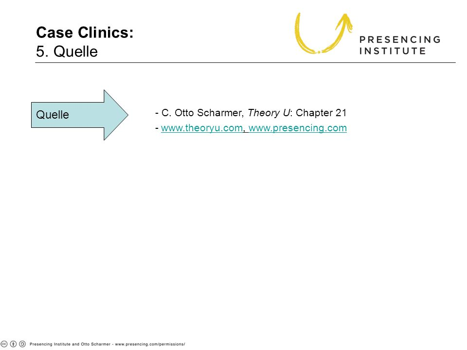 Case Clinics: 5. Quelle Quelle