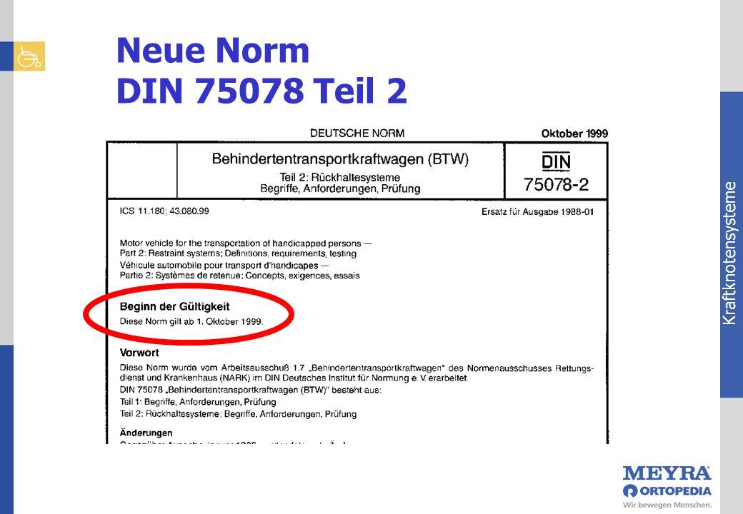 Neue Norm DIN 75078 Teil 2