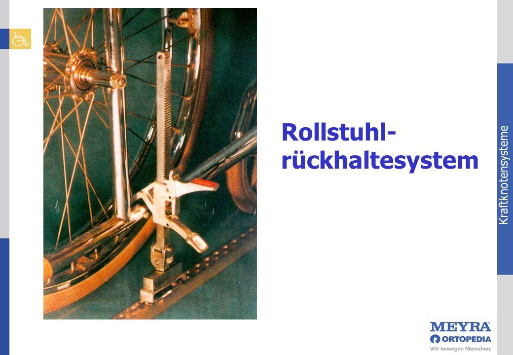 Rollstuhl-rückhaltesystem