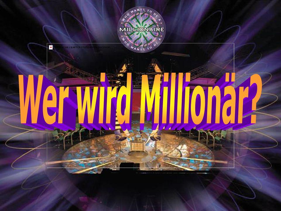 50:50 POLL PHONE-A-FRIEND 30 Wer wird Millionär