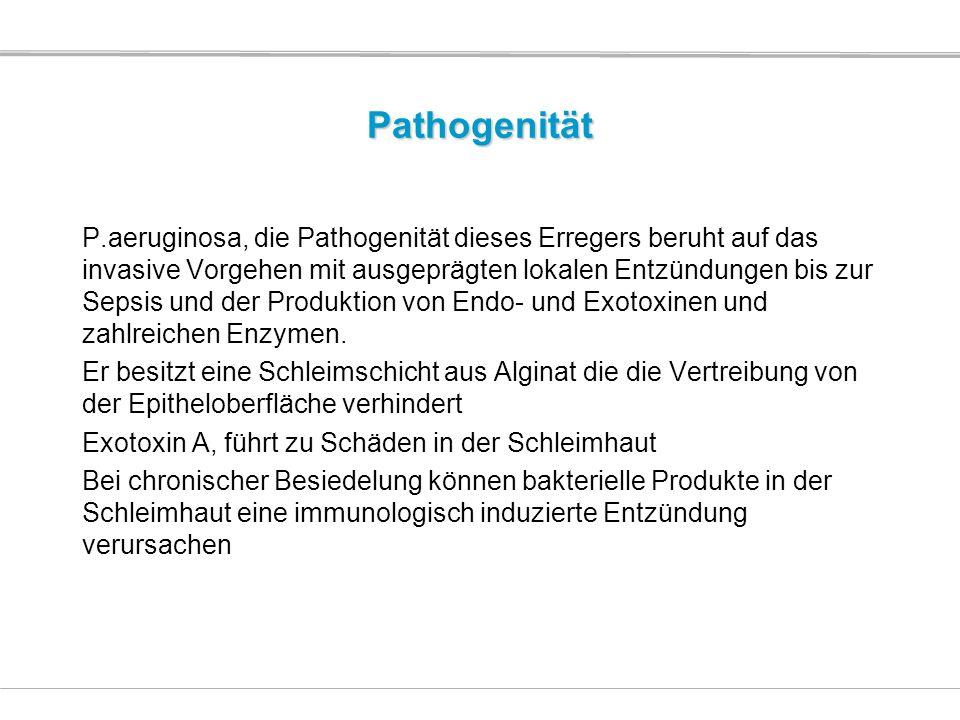 Pathogenität