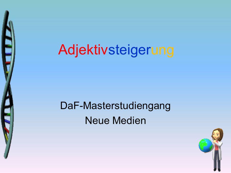 DaF-Masterstudiengang Neue Medien