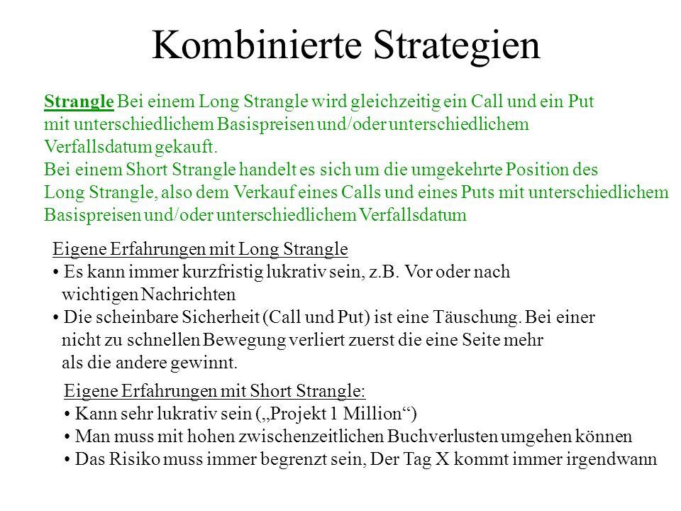 Kombinierte Strategien