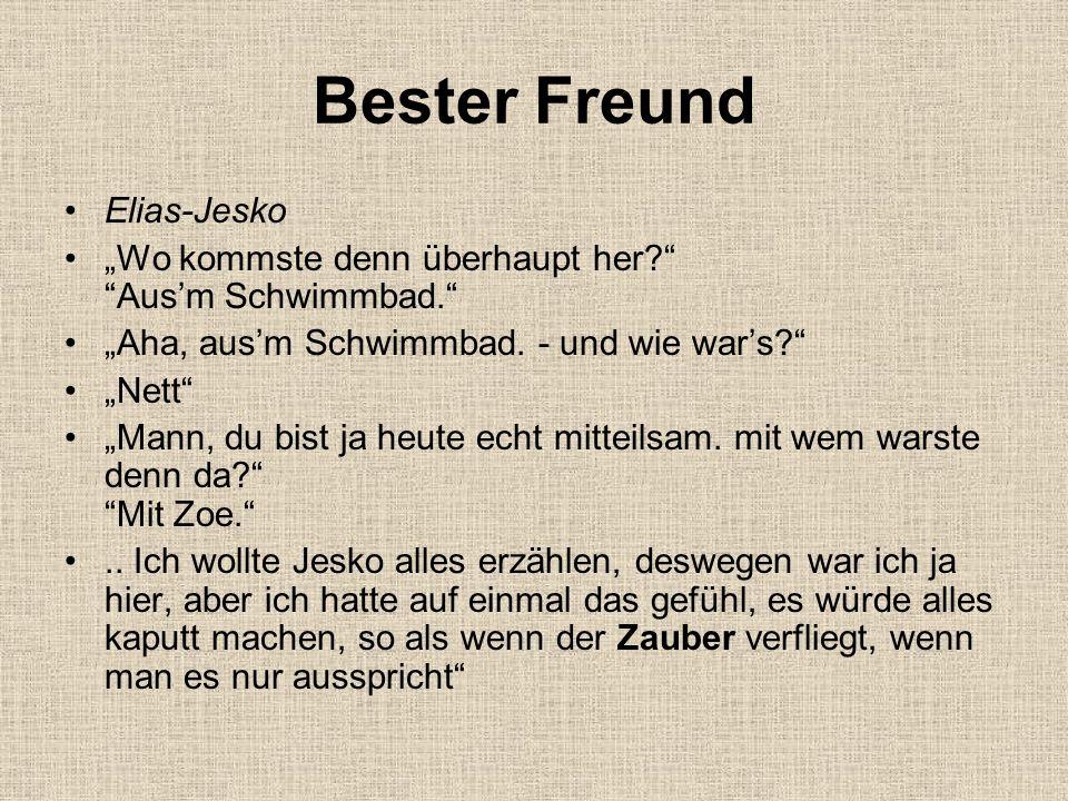Bester Freund Elias-Jesko