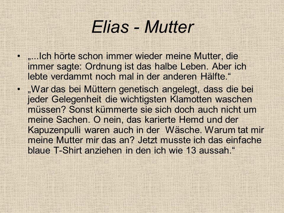 Elias - Mutter