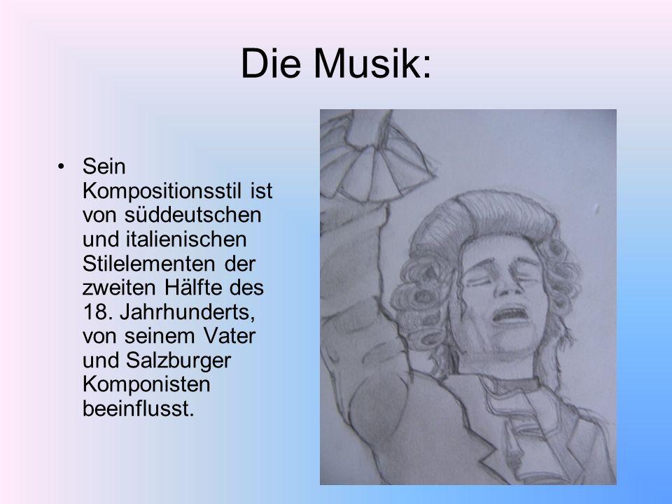 Die Musik: