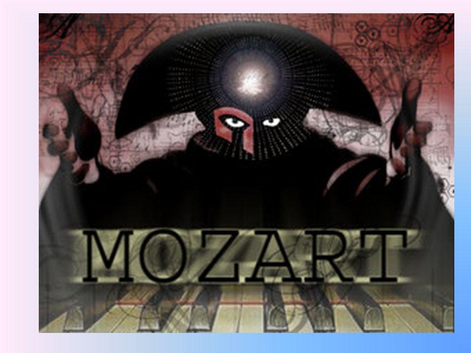 Also: Warum Mozart. Weil Mozart ein Zauberer ist.