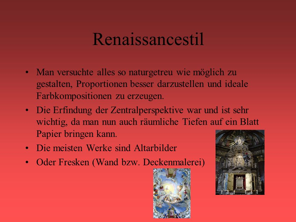 Renaissancestil