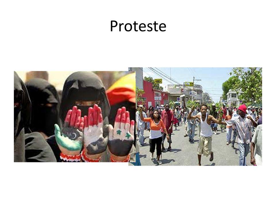 Proteste