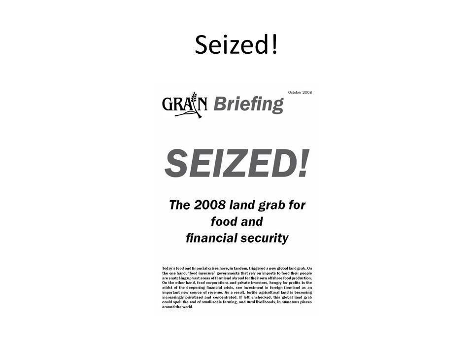 Seized!