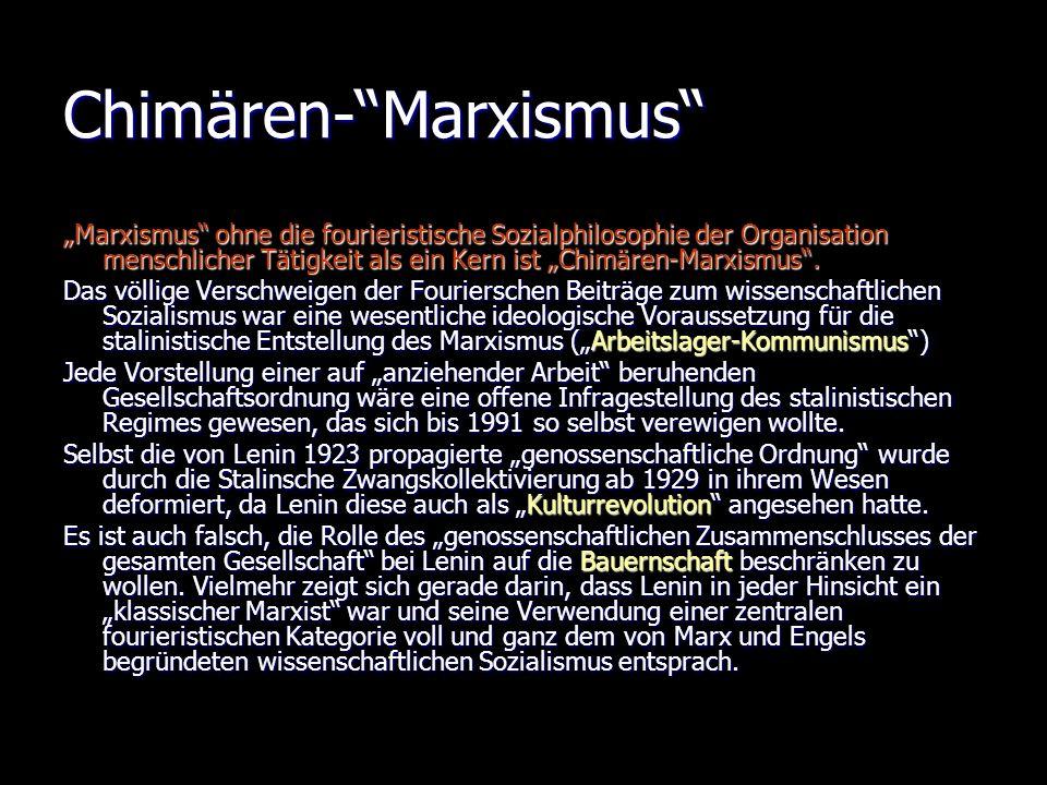 Chimären- Marxismus