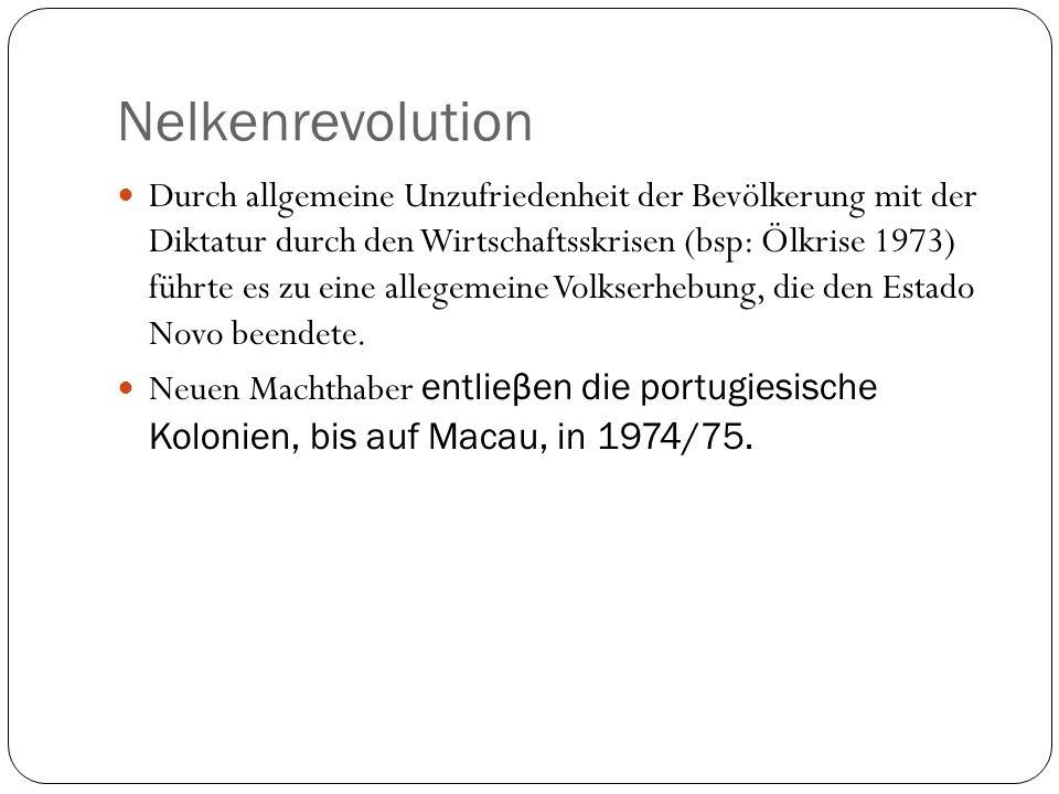 Nelkenrevolution