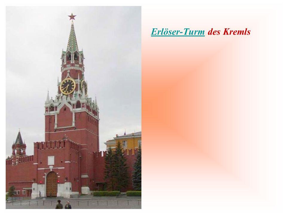 Erlöser-Turm des Kremls