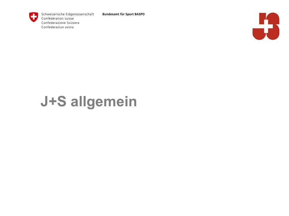 J+S allgemein