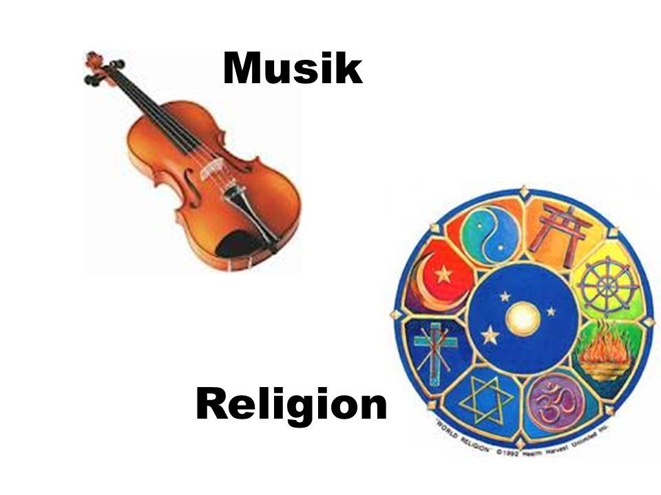 Musik Religion