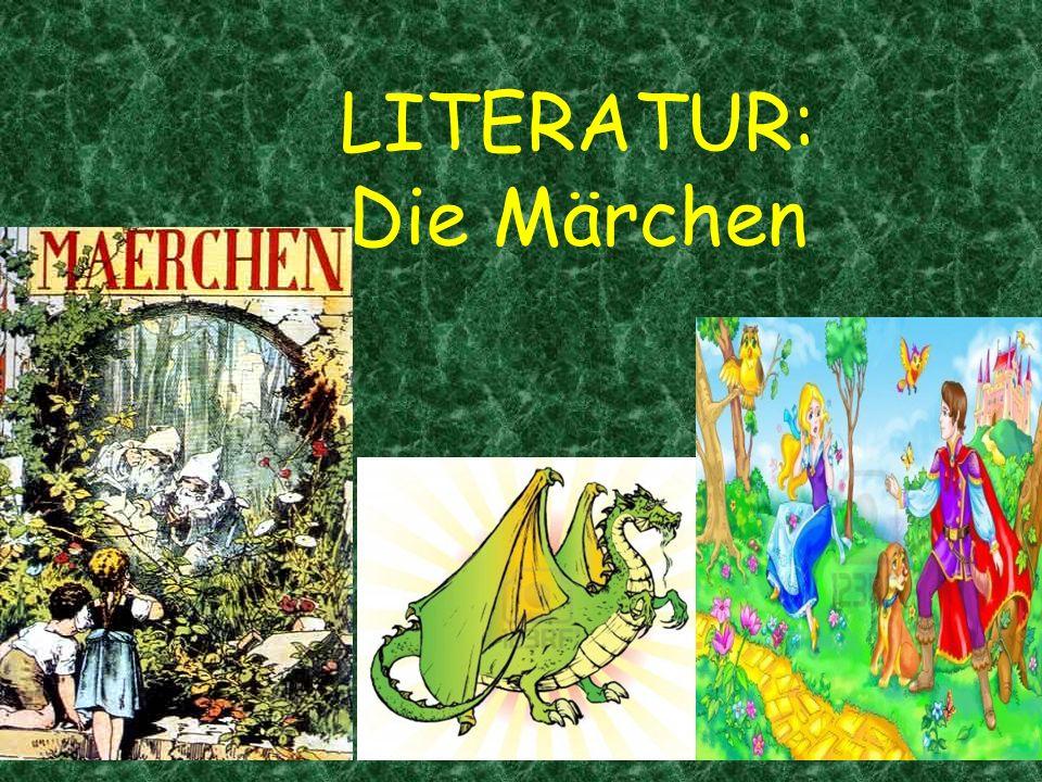 LITERATUR: Die Märchen