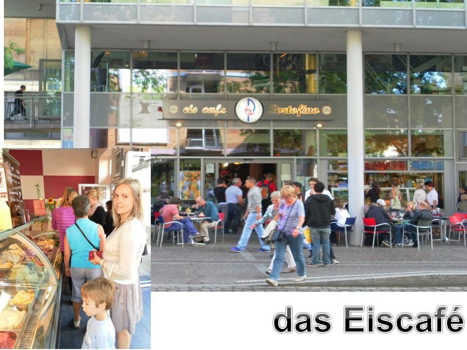 das Eiscafé