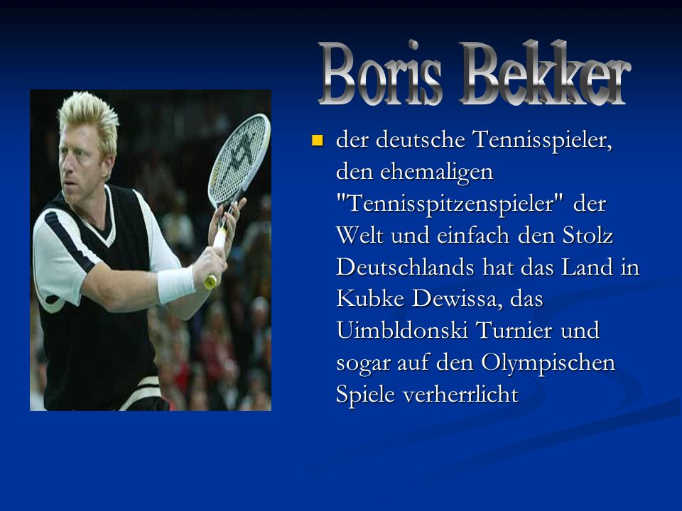 Boris Bekker
