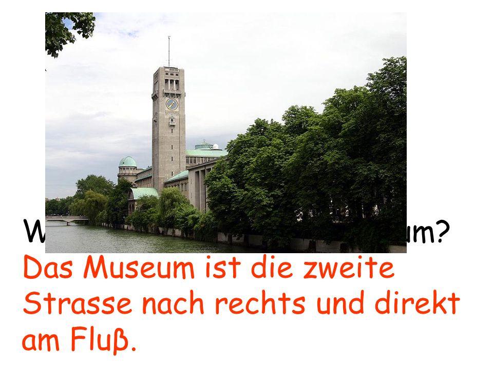 Wo ist das Deutsche Museum