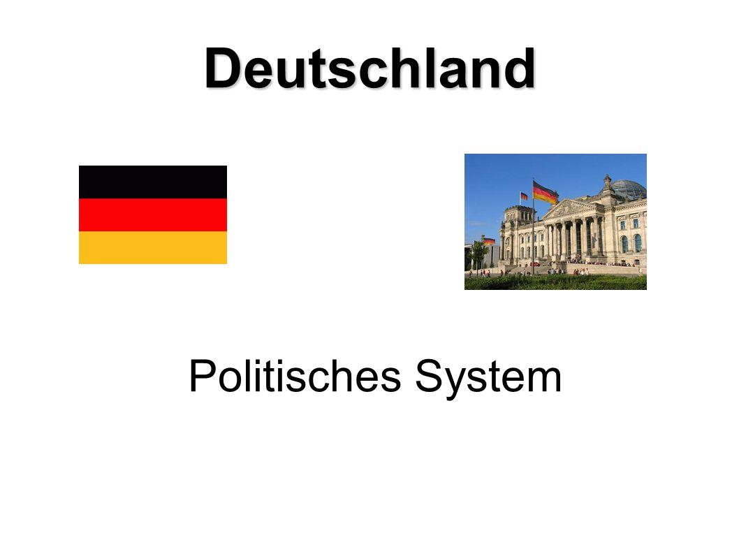 Deutschland Politisches System