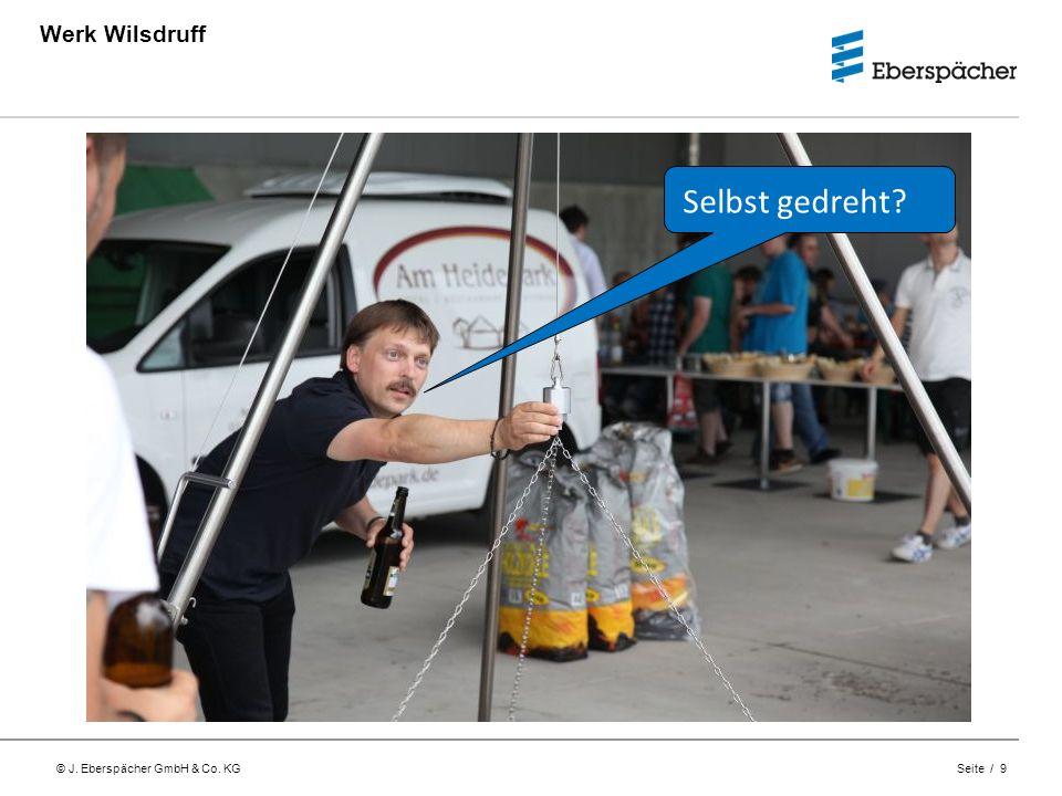 Werk Wilsdruff Selbst gedreht