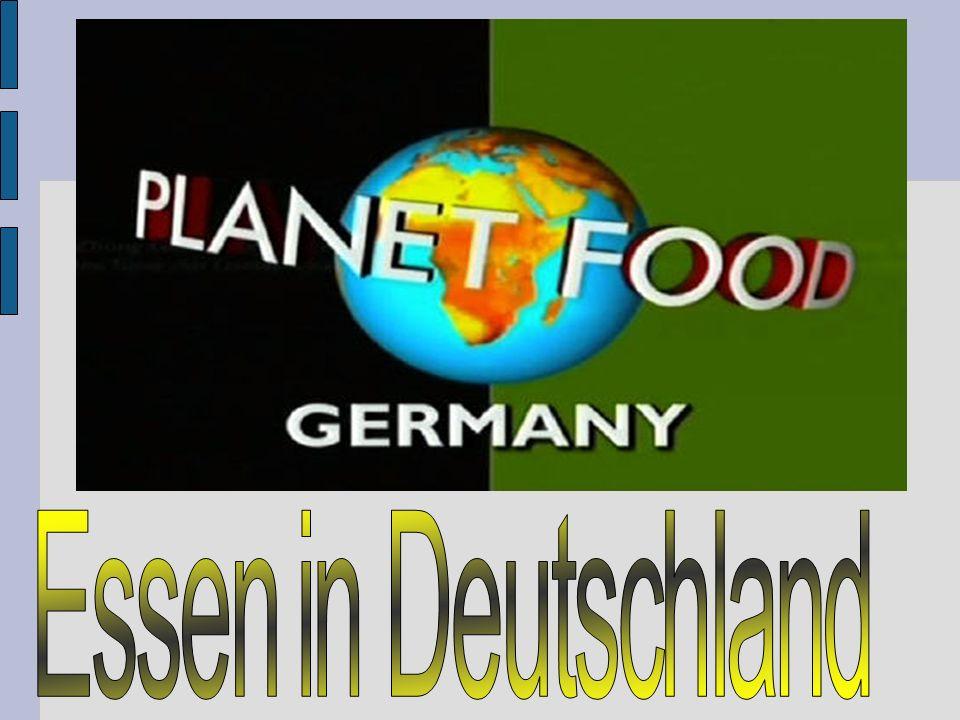 Essen in Deutschland