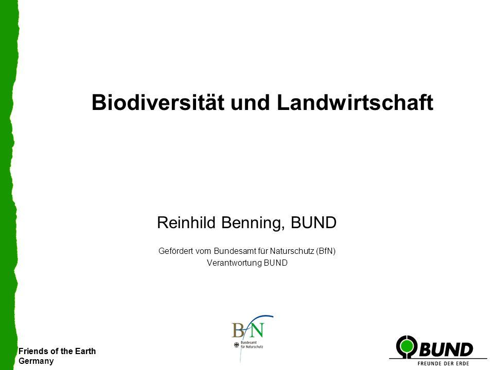 Biodiversität und Landwirtschaft