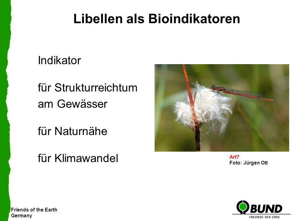 Libellen als Bioindikatoren