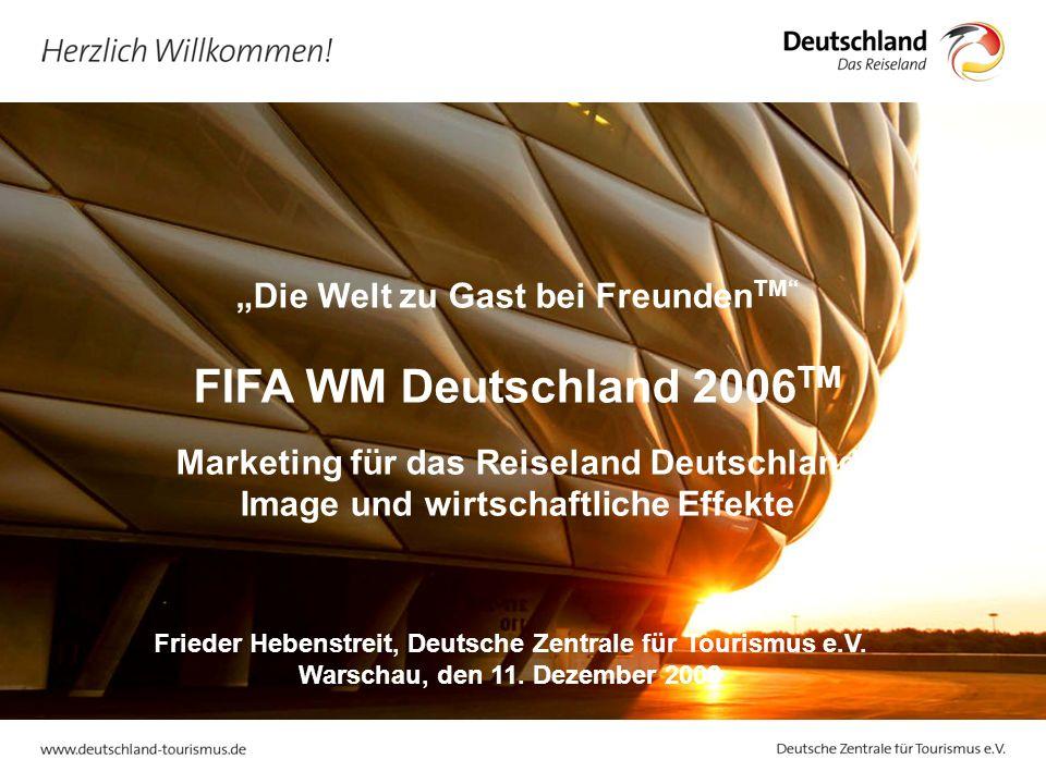 """""""Die Welt zu Gast bei FreundenTM"""