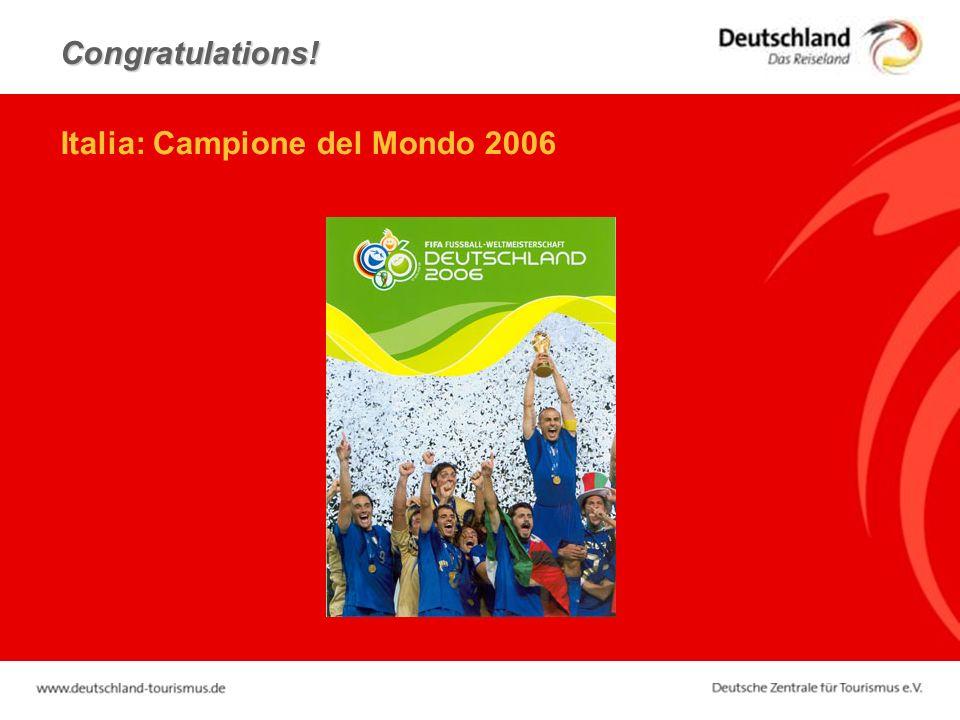 Italia: Campione del Mondo 2006