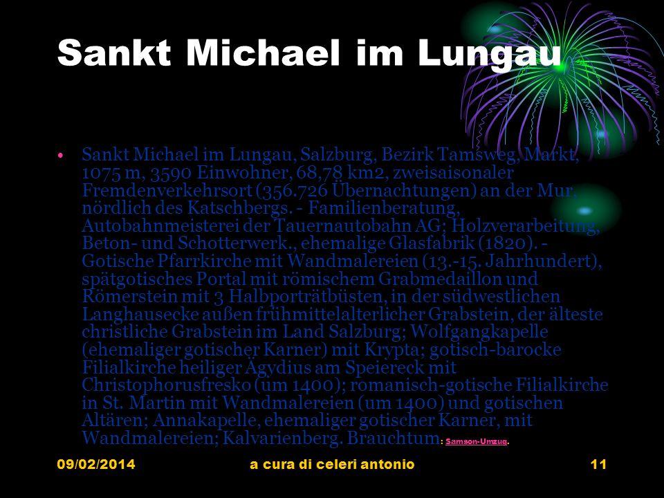 Sankt Michael im Lungau