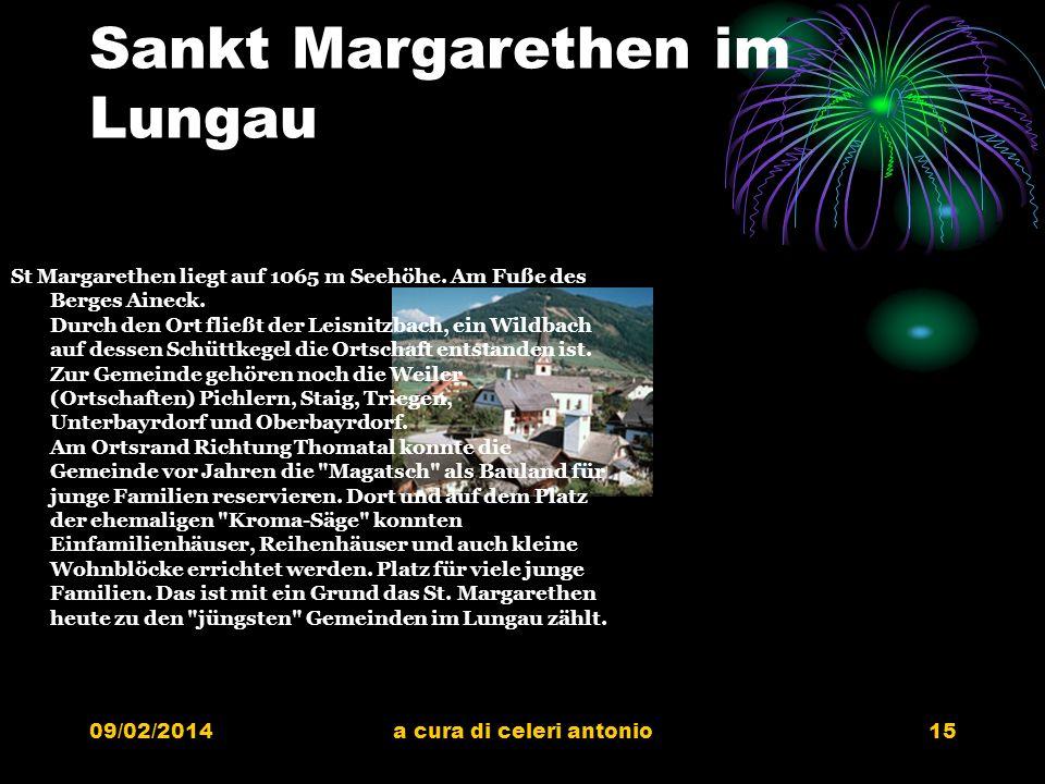 Sankt Margarethen im Lungau