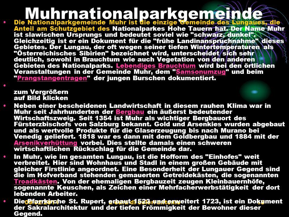 Muhrnationalparkgemeinde