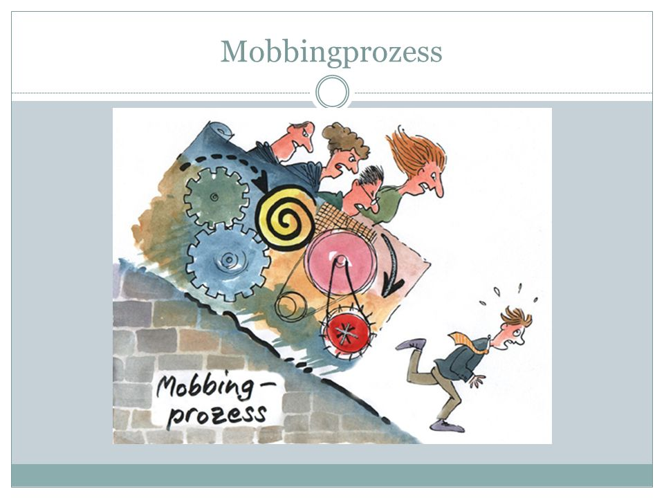 Mobbingprozess
