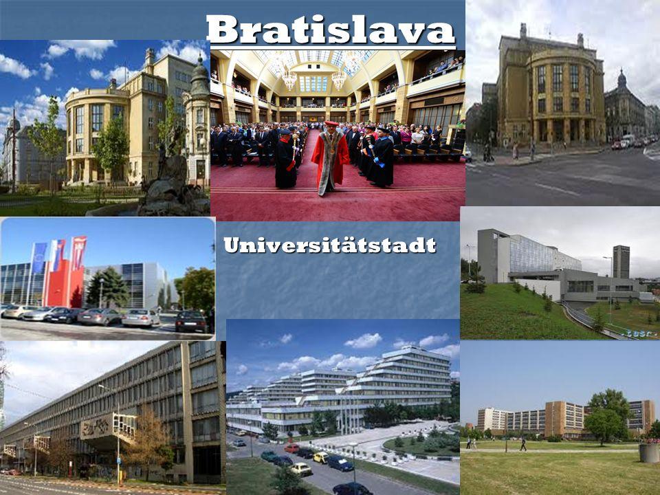 Bratislava Universitätstadt