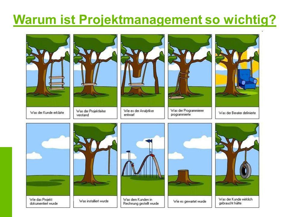 Warum ist Projektmanagement so wichtig