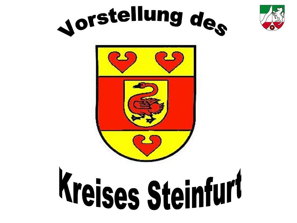 Vorstellung des Kreises Steinfurt