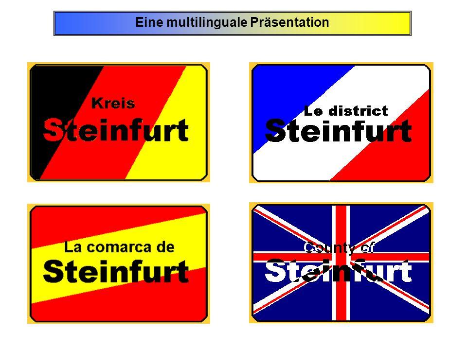 Eine multilinguale Präsentation