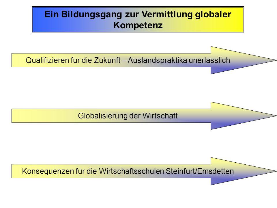 Ein Bildungsgang zur Vermittlung globaler Kompetenz