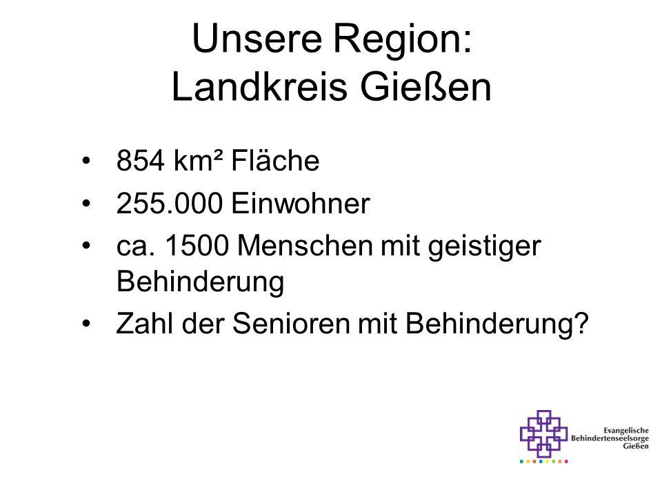 Unsere Region: Landkreis Gießen