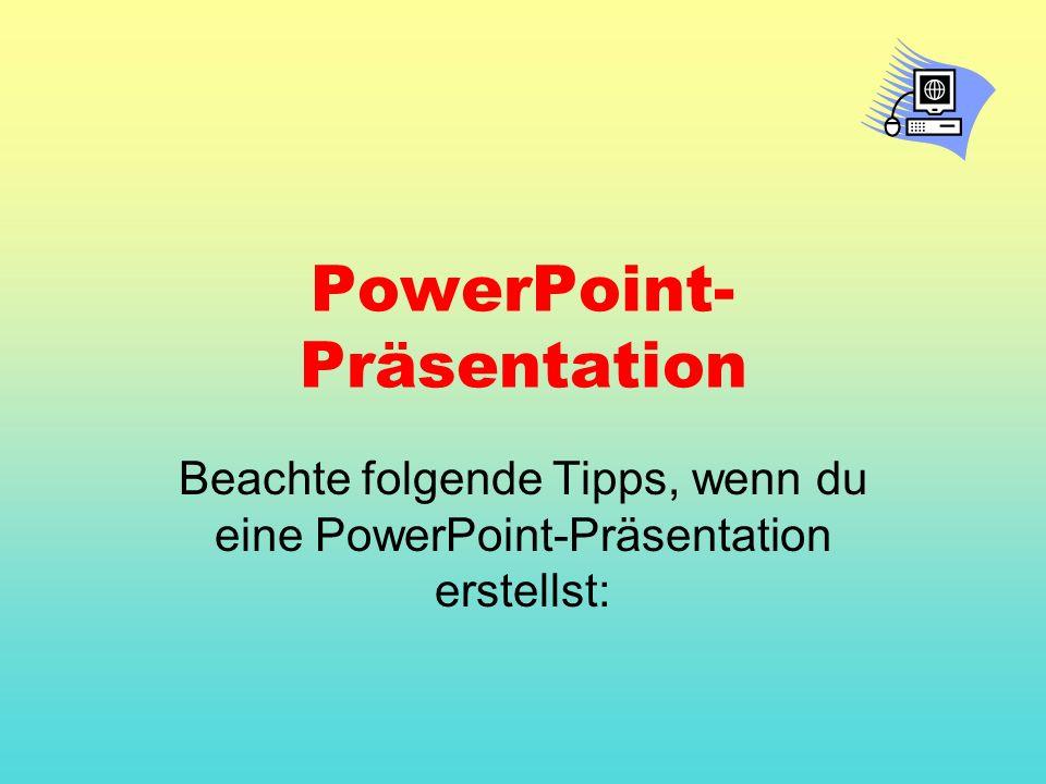 PowerPoint-Präsentation - ppt video online herunterladen