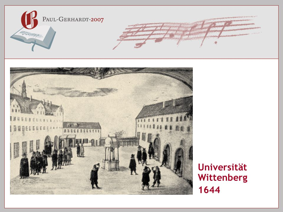 Universität Wittenberg