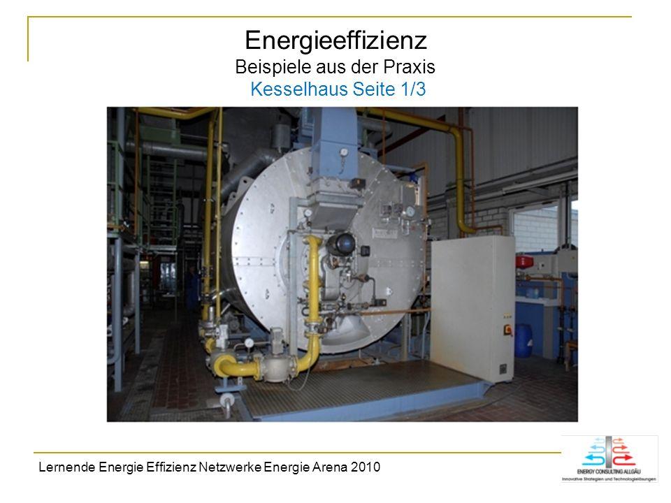 Energieeffizienz Beispiele aus der Praxis Kesselhaus Seite 1/3