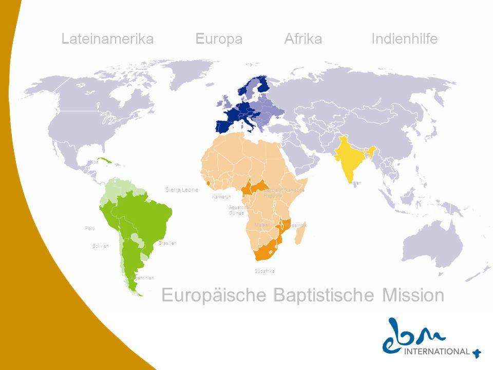 Europäische Baptistische Mission