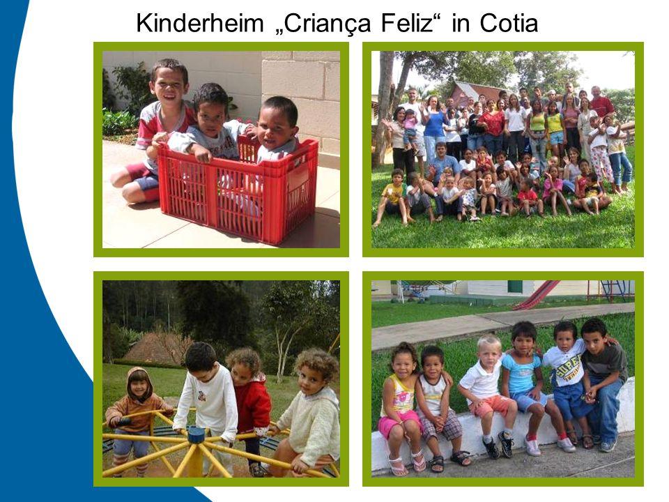 "Kinderheim ""Criança Feliz in Cotia"