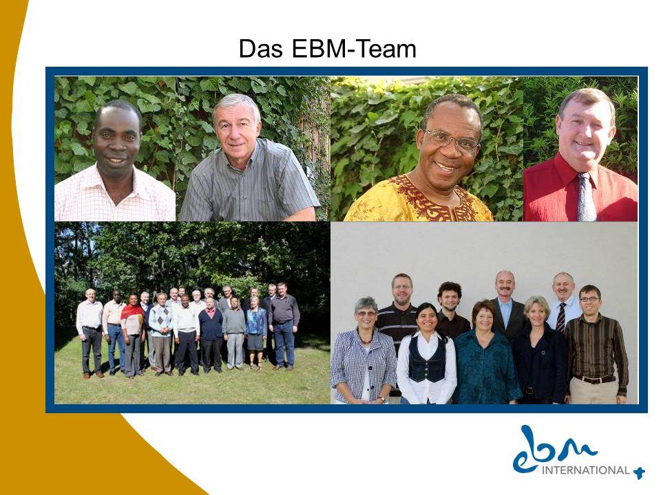 Das EBM-Team