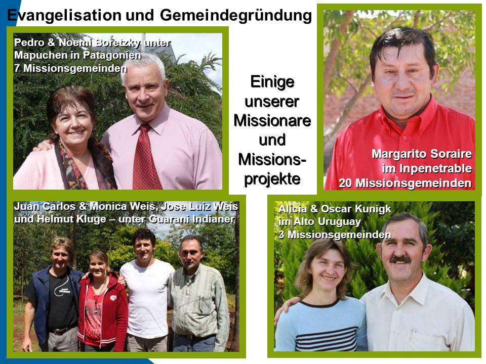Evangelisation und Gemeindegründung